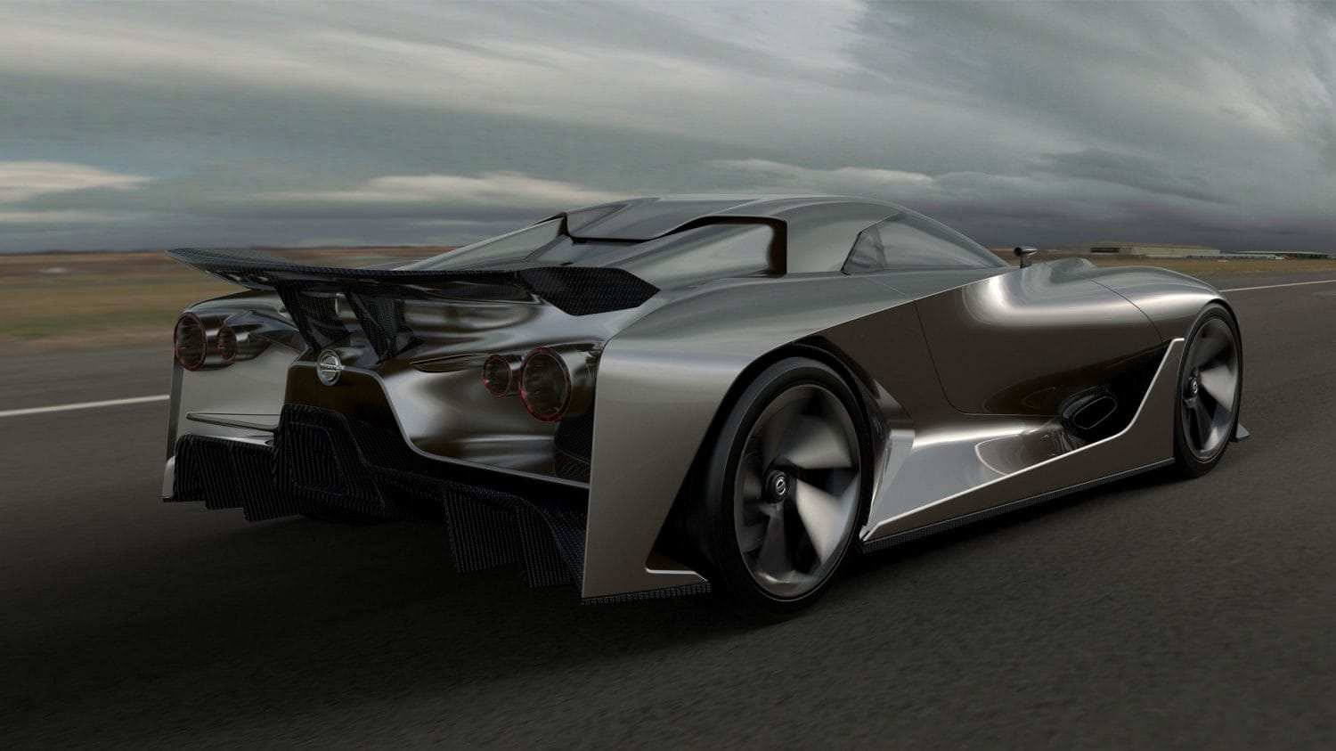 91 Concept of Nissan 2020 Gran Turismo Specs with Nissan 2020 Gran Turismo