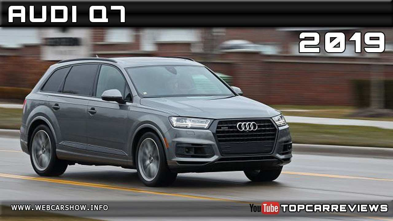 91 Gallery of 2019 Audi Q7 Facelift New Concept with 2019 Audi Q7 Facelift