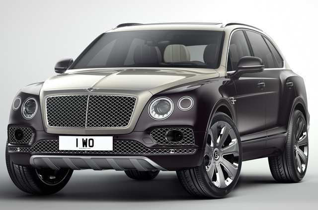 91 Gallery of 2019 Bentley Suv Price Style by 2019 Bentley Suv Price