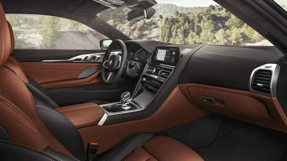 91 Gallery of 2019 Bmw 8 Series Interior Release for 2019 Bmw 8 Series Interior