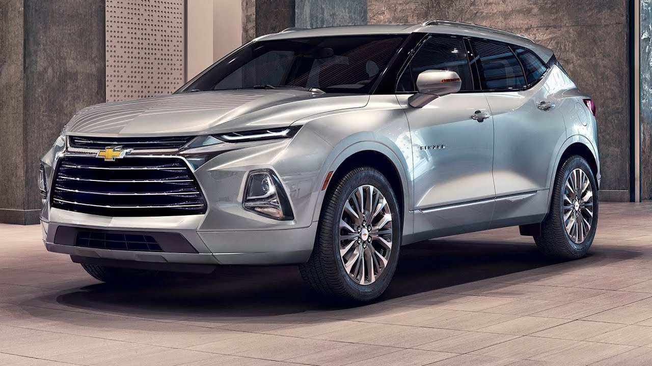 91 Gallery of 2019 Chevrolet Vehicles Exterior with 2019 Chevrolet Vehicles