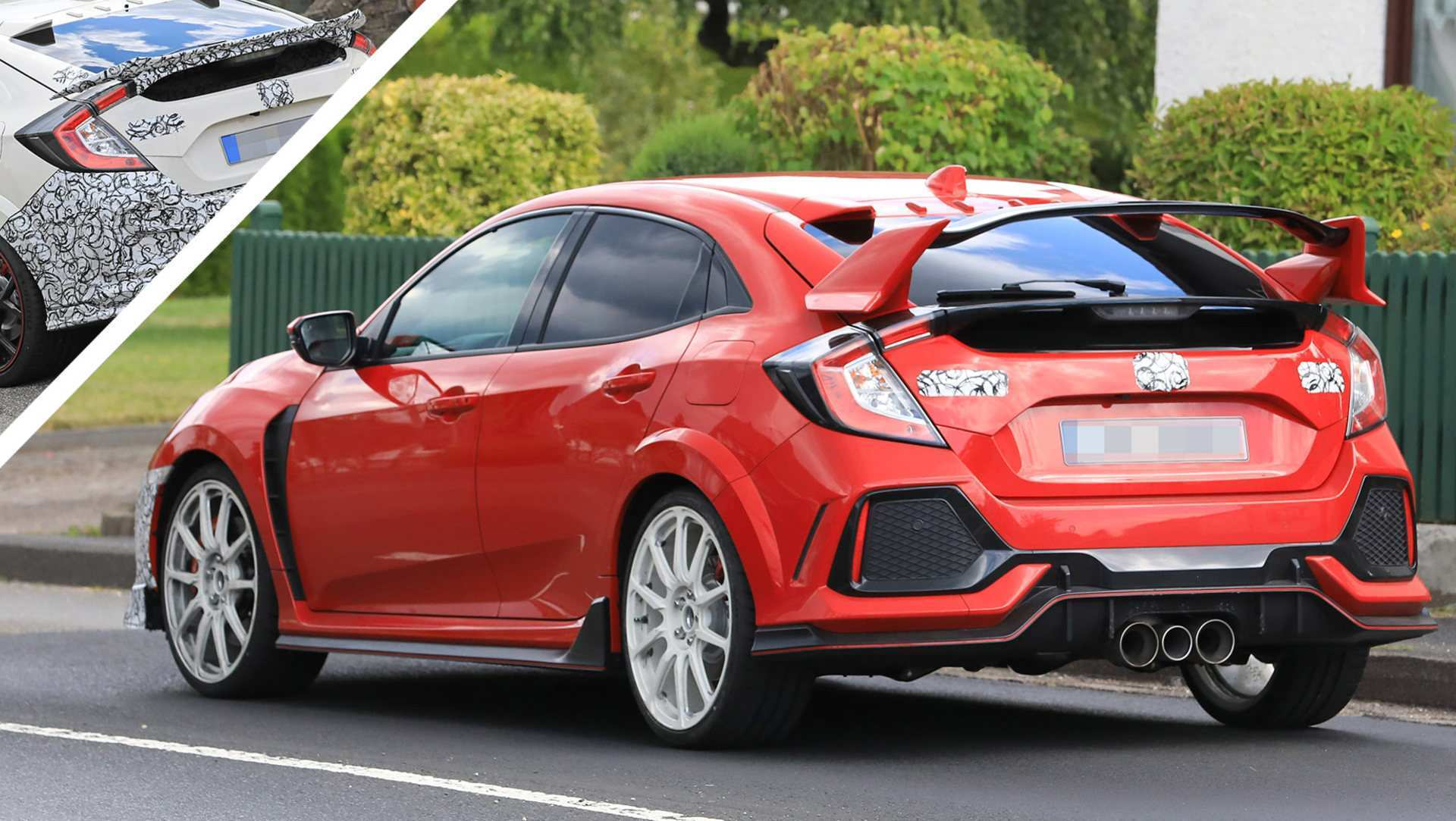 91 Gallery of 2019 Honda Type R History for 2019 Honda Type R
