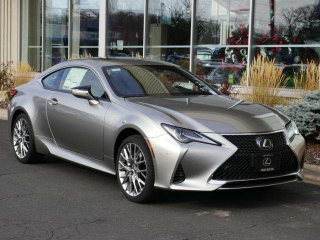 91 Gallery of 2019 Lexus Rc Price and Review with 2019 Lexus Rc