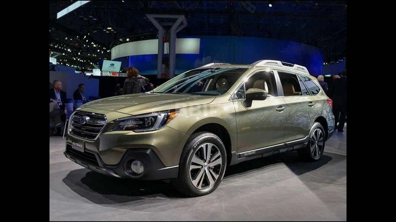 91 Gallery of 2019 Subaru Redesign Specs for 2019 Subaru Redesign