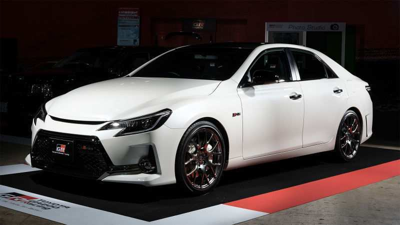91 Gallery of 2019 Toyota Mark X Reviews with 2019 Toyota Mark X