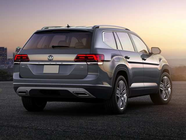 91 Gallery of 2019 Volkswagen Atlas Redesign for 2019 Volkswagen Atlas