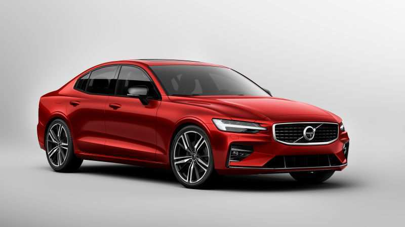 91 Gallery of 2019 Volvo S60 Redesign New Concept by 2019 Volvo S60 Redesign