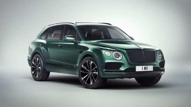 91 Gallery of 2020 Bentley Suv History with 2020 Bentley Suv