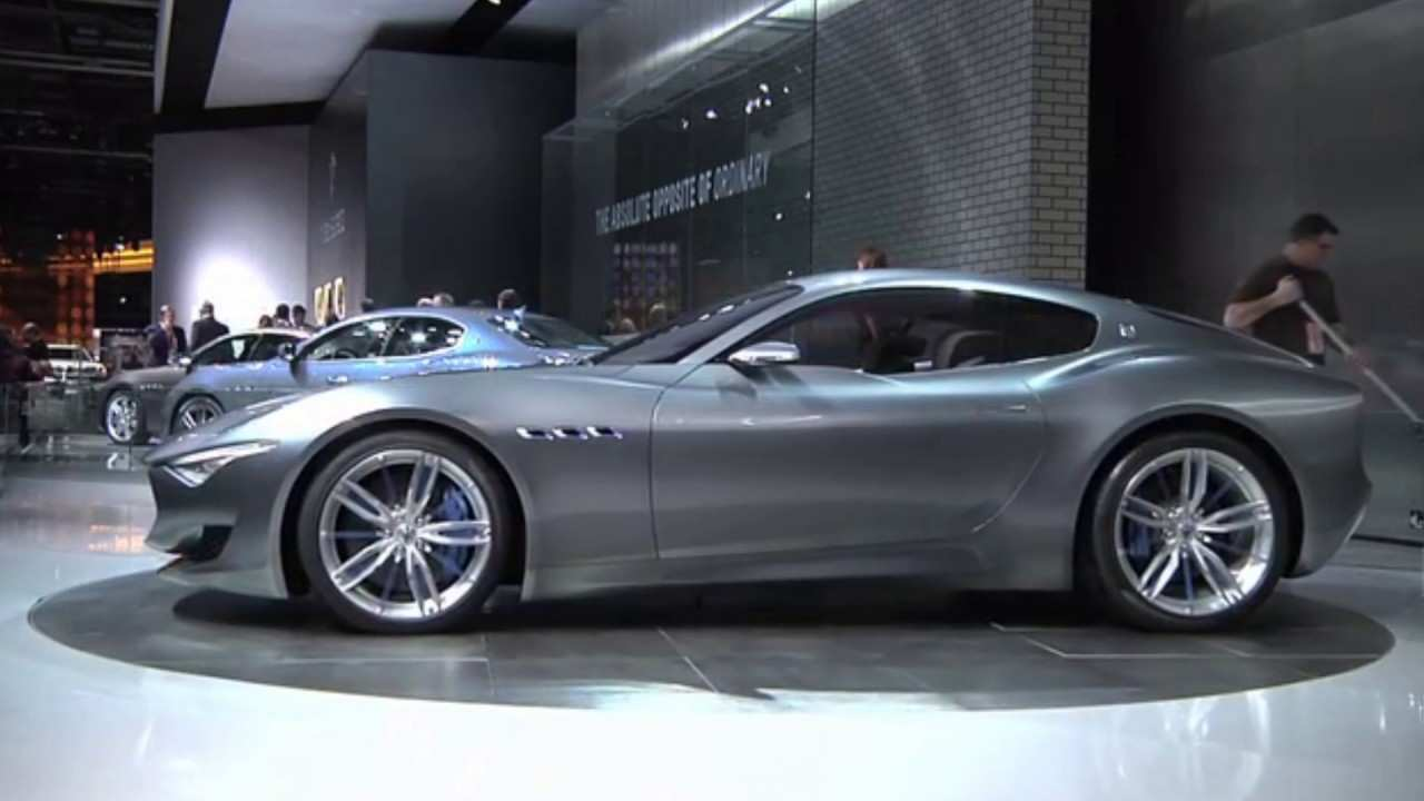91 Gallery of 2020 Maserati Alfieri Redesign for 2020 Maserati Alfieri