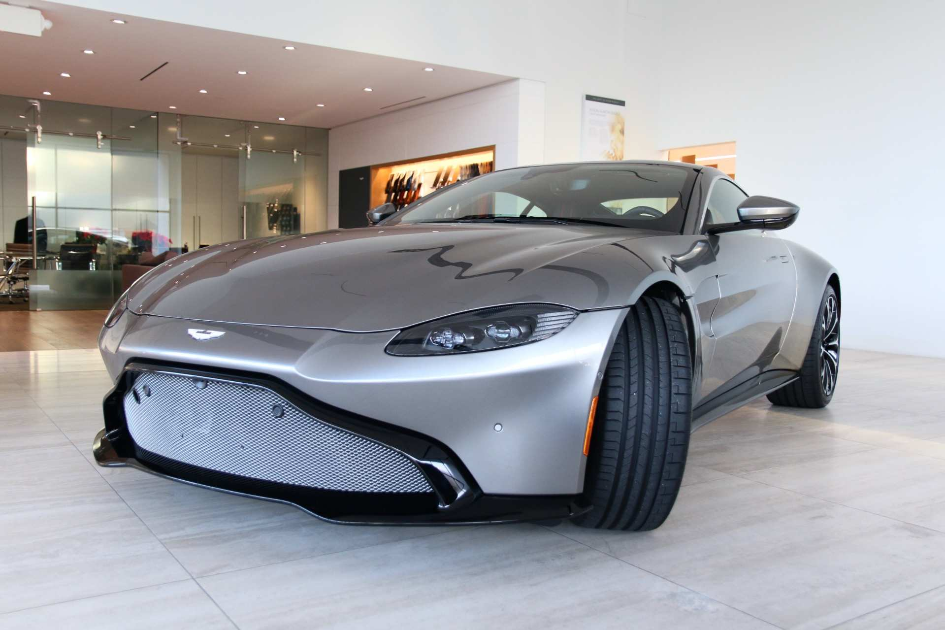 91 Great 2019 Aston Martin Vantage Msrp Ratings by 2019 Aston Martin Vantage Msrp