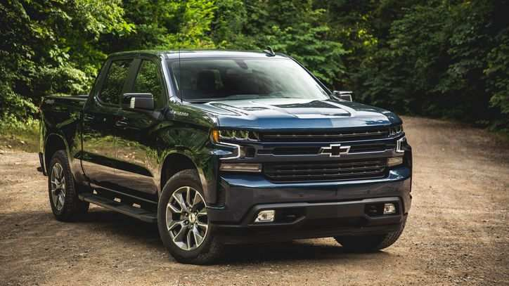 91 Great 2019 Chevrolet Pickup Review for 2019 Chevrolet Pickup