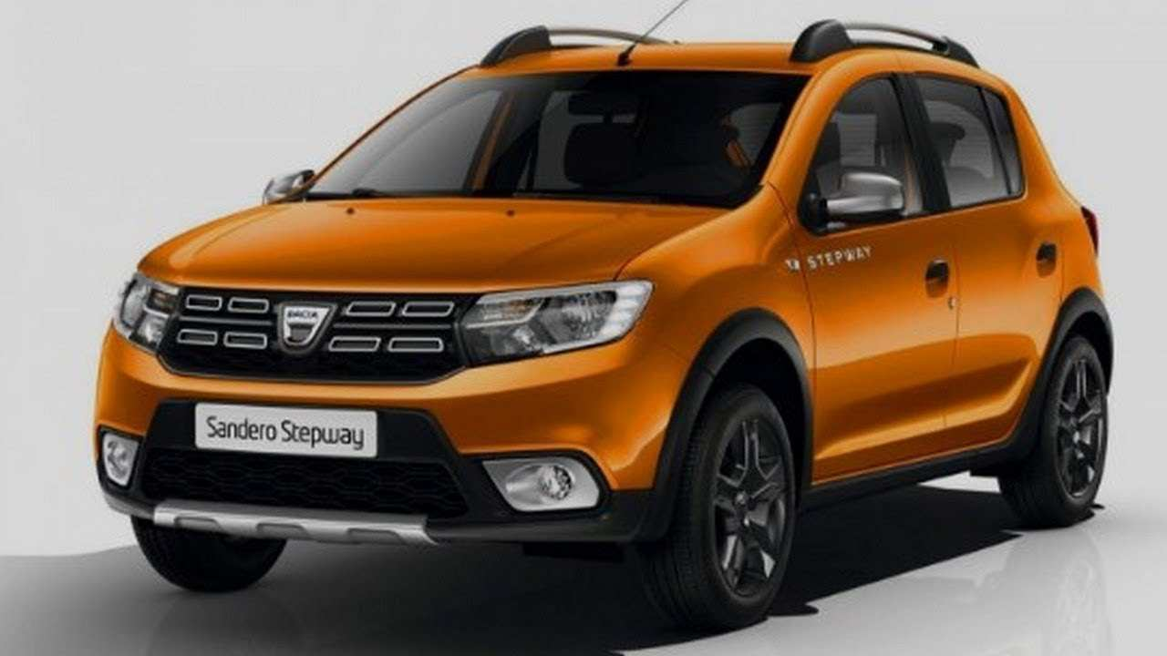 91 Great 2019 Dacia Sandero Stepway Performance for 2019 Dacia Sandero Stepway