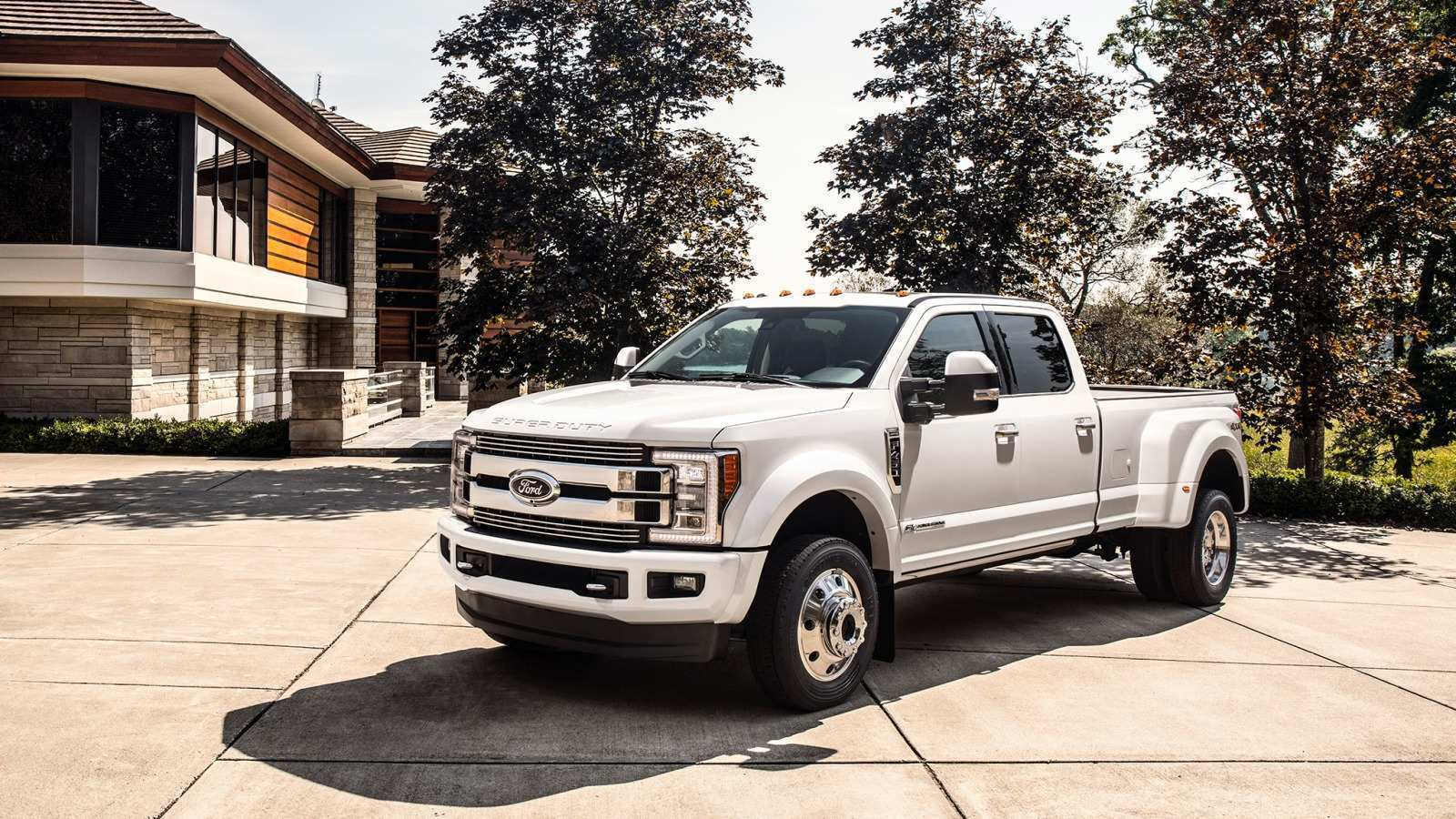 91 Great 2019 Ford F 450 Redesign and Concept with 2019 Ford F 450