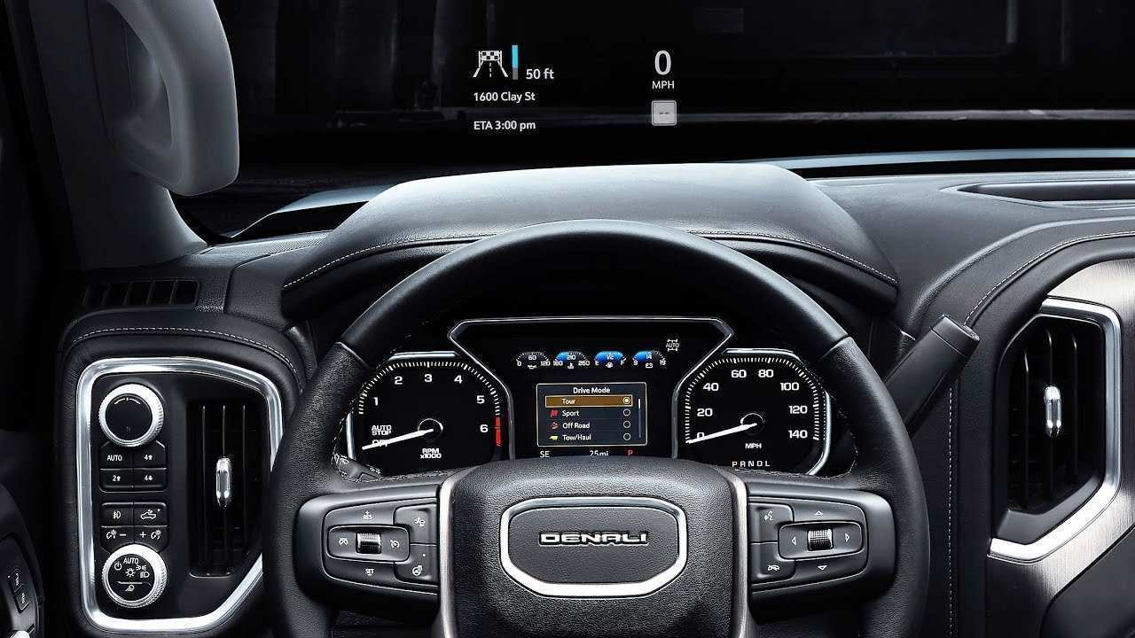 91 Great 2019 Gmc 1500 Interior Price and Review for 2019 Gmc 1500 Interior