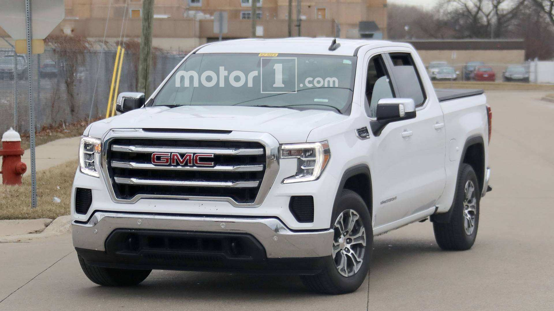 91 Great 2019 Gmc Truck Engine by 2019 Gmc Truck