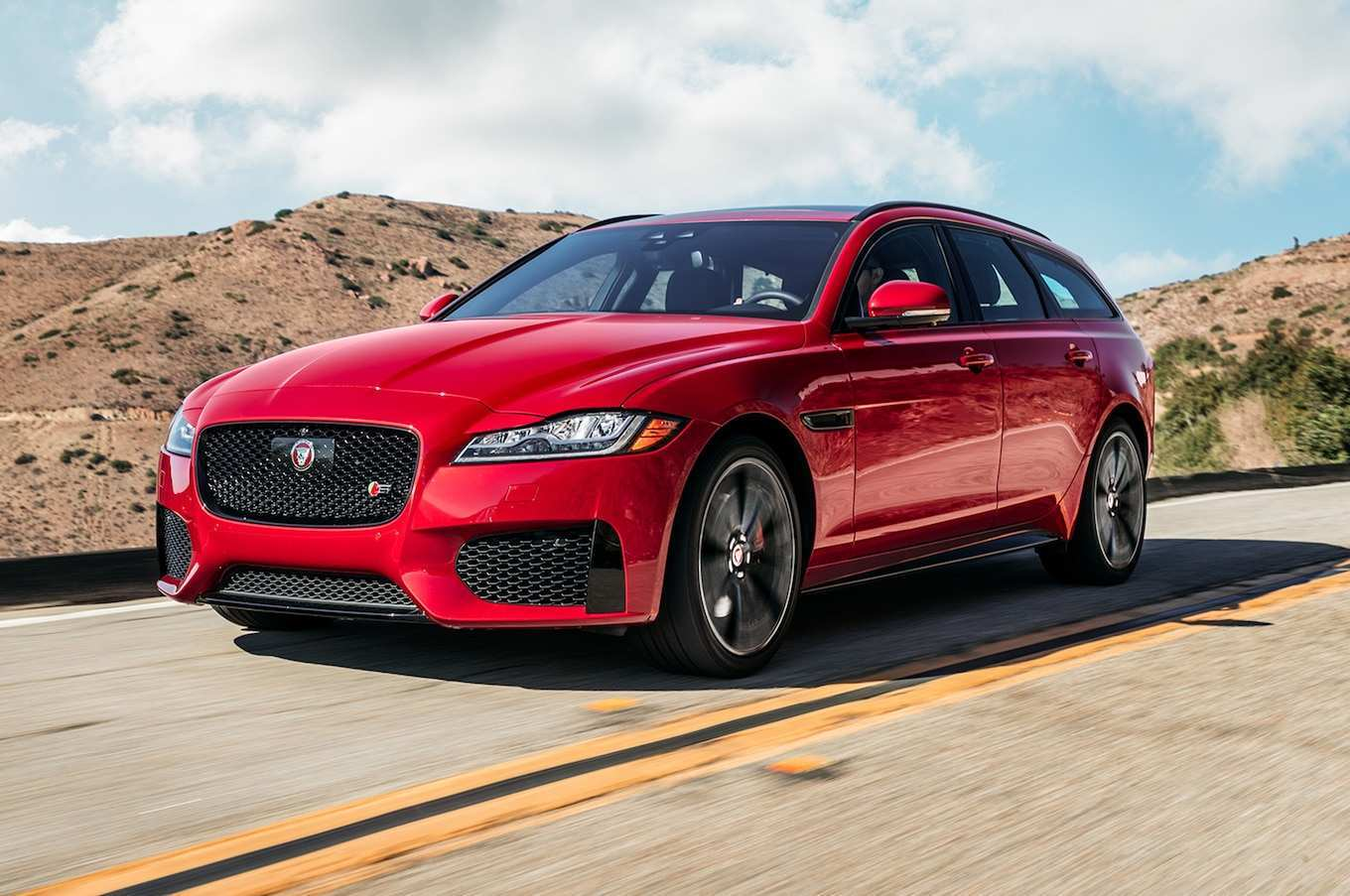 91 Great 2019 Jaguar Wagon Performance by 2019 Jaguar Wagon