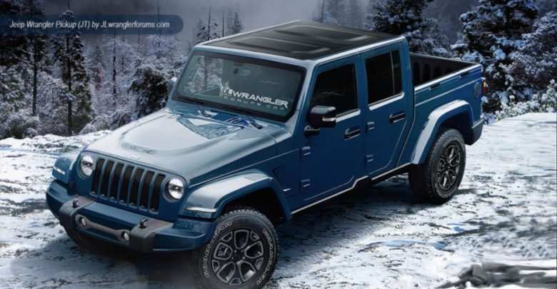 91 Great 2019 Jeep 4 Door Truck Review for 2019 Jeep 4 Door Truck