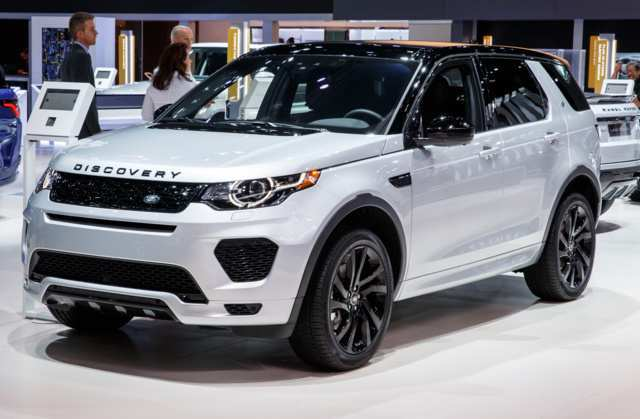 91 Great 2019 Land Rover Lr4 Redesign with 2019 Land Rover Lr4