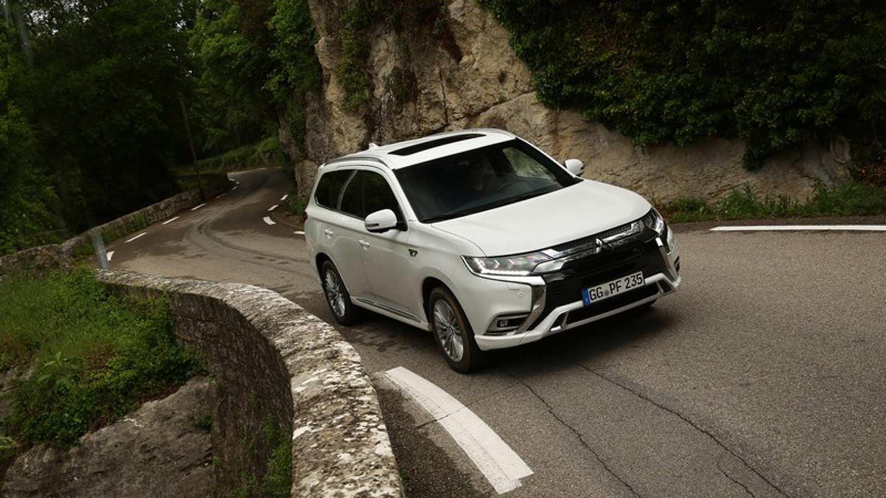 91 Great 2019 Mitsubishi Outlander Phev Review Price for 2019 Mitsubishi Outlander Phev Review