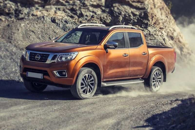 91 Great 2019 Nissan Frontier Crew Cab New Review with 2019 Nissan Frontier Crew Cab