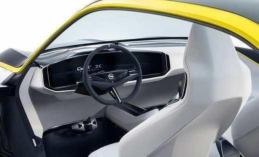 91 Great 2019 Opel Gt Style with 2019 Opel Gt