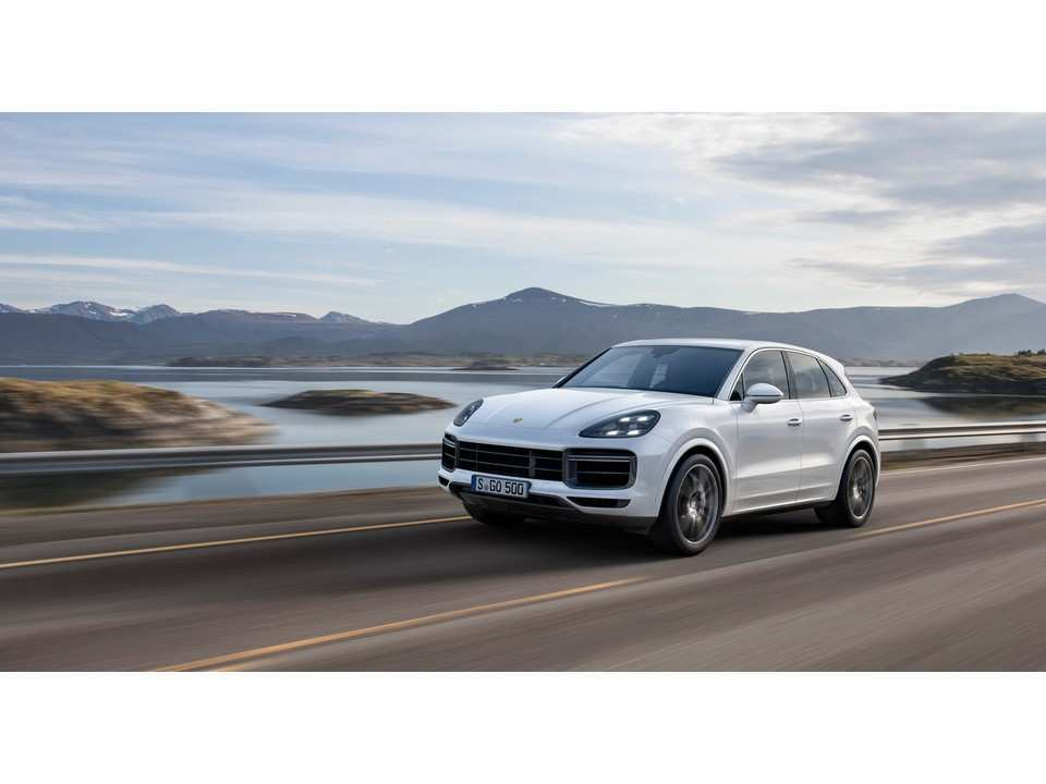 91 Great 2019 Porsche Cayenne Turbo Review Release Date by 2019 Porsche Cayenne Turbo Review