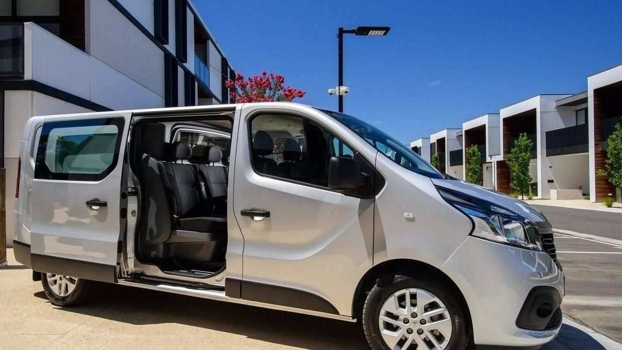 91 Great 2019 Renault Trafic Spy Shoot for 2019 Renault Trafic