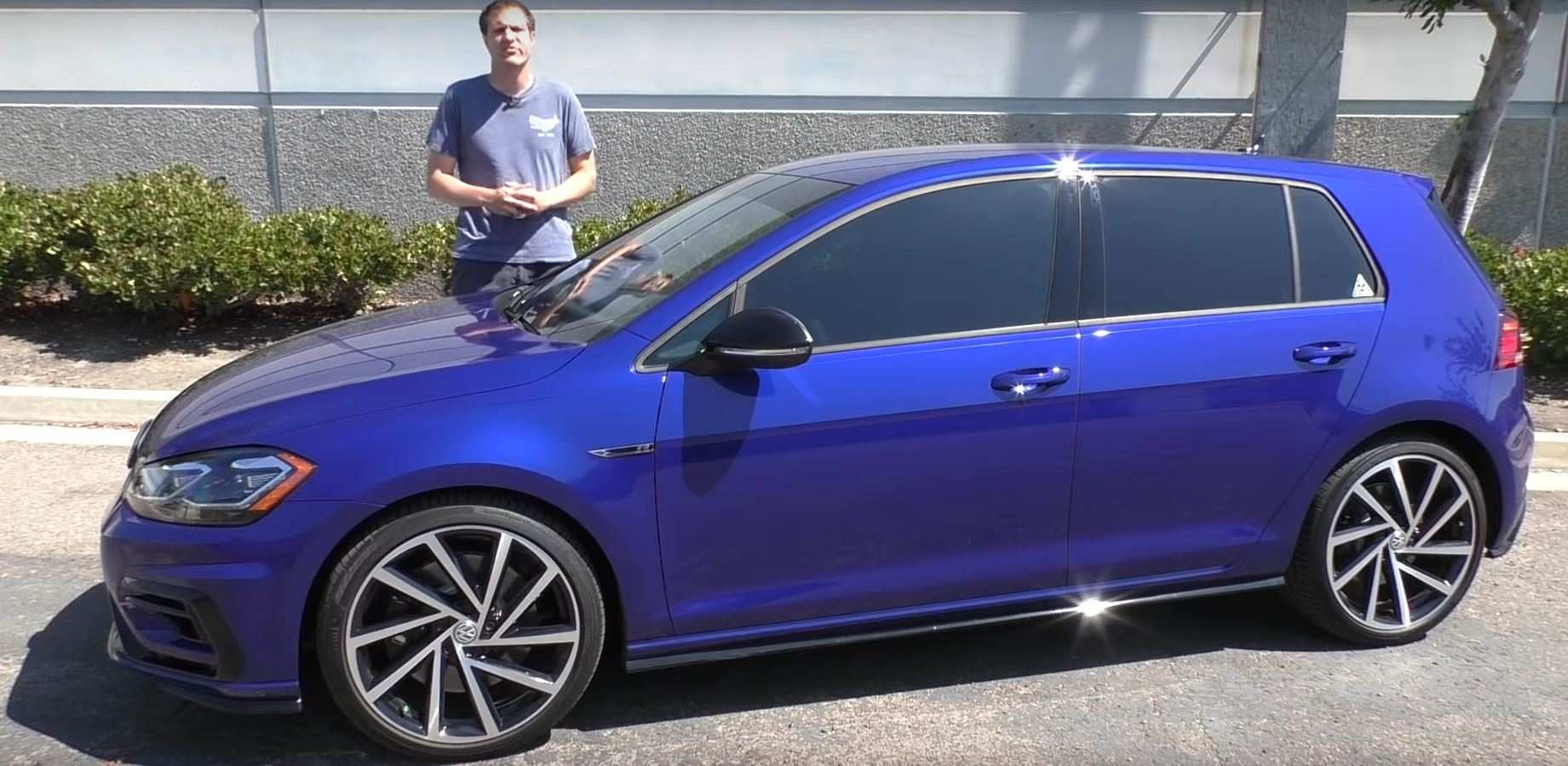 91 Great 2019 Volkswagen Golf R Price and Review for 2019 Volkswagen Golf R