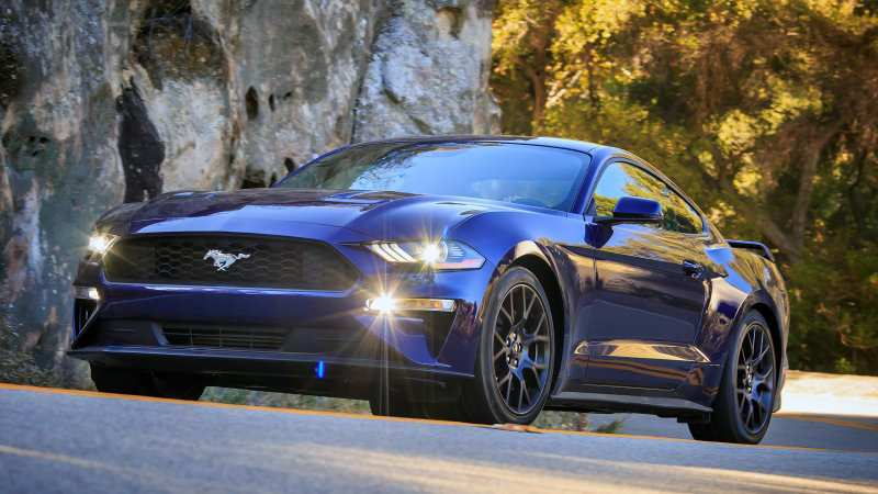 91 Great 2020 Ford Mustang Hybrid New Concept by 2020 Ford Mustang Hybrid