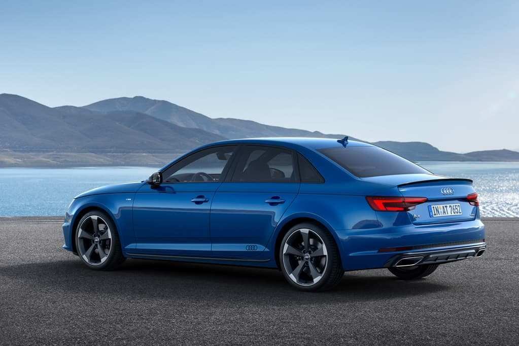 91 New 2019 Audi A4 Overview by 2019 Audi A4