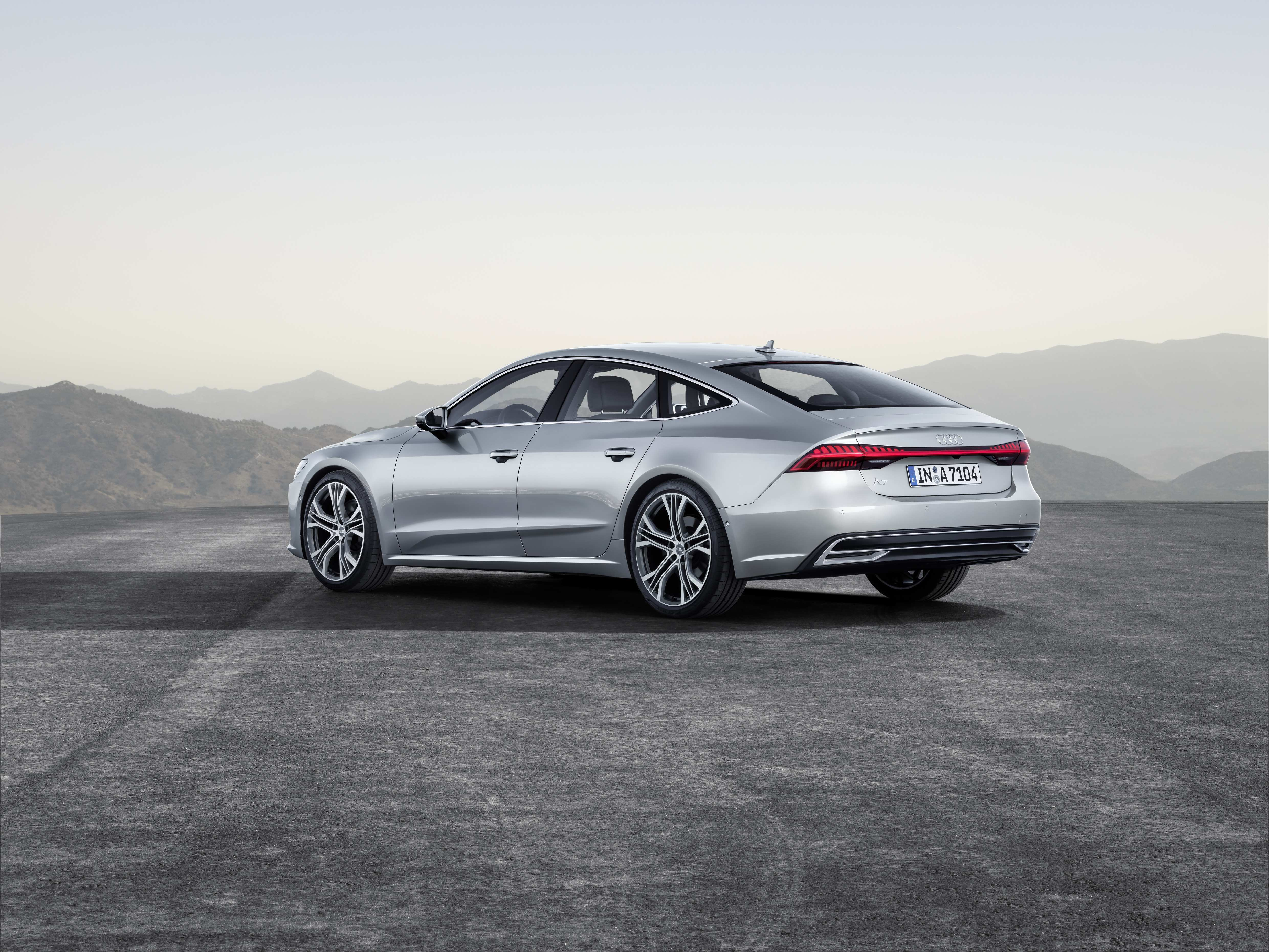 91 New 2019 Audi A7 Debut Ratings with 2019 Audi A7 Debut