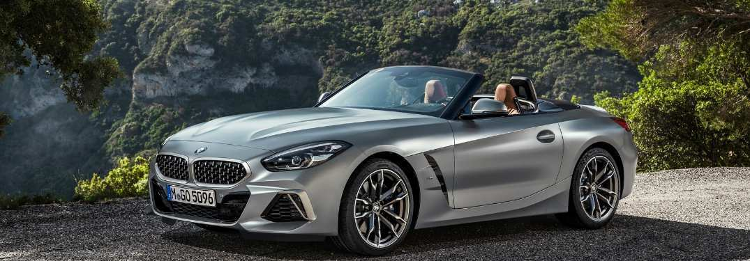 91 New 2019 Bmw Z4 Interior First Drive for 2019 Bmw Z4 Interior