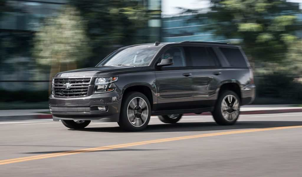 91 New 2019 Chevrolet Suburban Rst Performance Package Rumors with 2019 Chevrolet Suburban Rst Performance Package