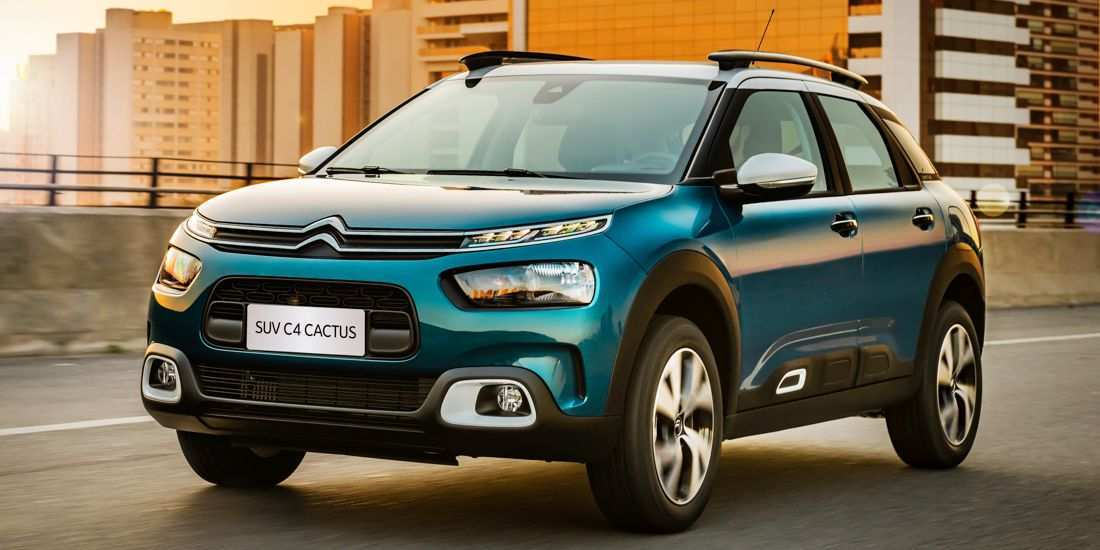 91 New 2019 Citroen Cactus Performance and New Engine with 2019 Citroen Cactus