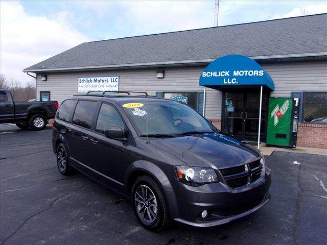 91 New 2019 Dodge Grand Caravan Gt Spy Shoot with 2019 Dodge Grand Caravan Gt