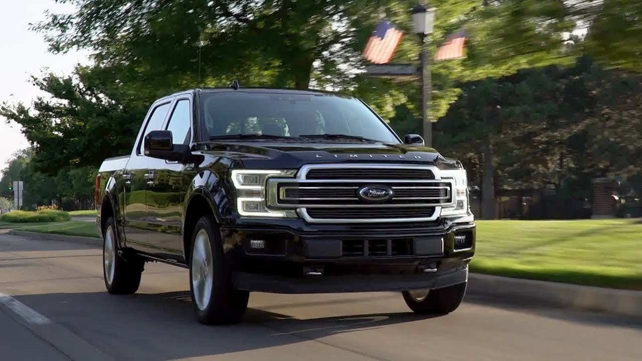 91 New 2019 Ford F 150 Limited Review by 2019 Ford F 150 Limited
