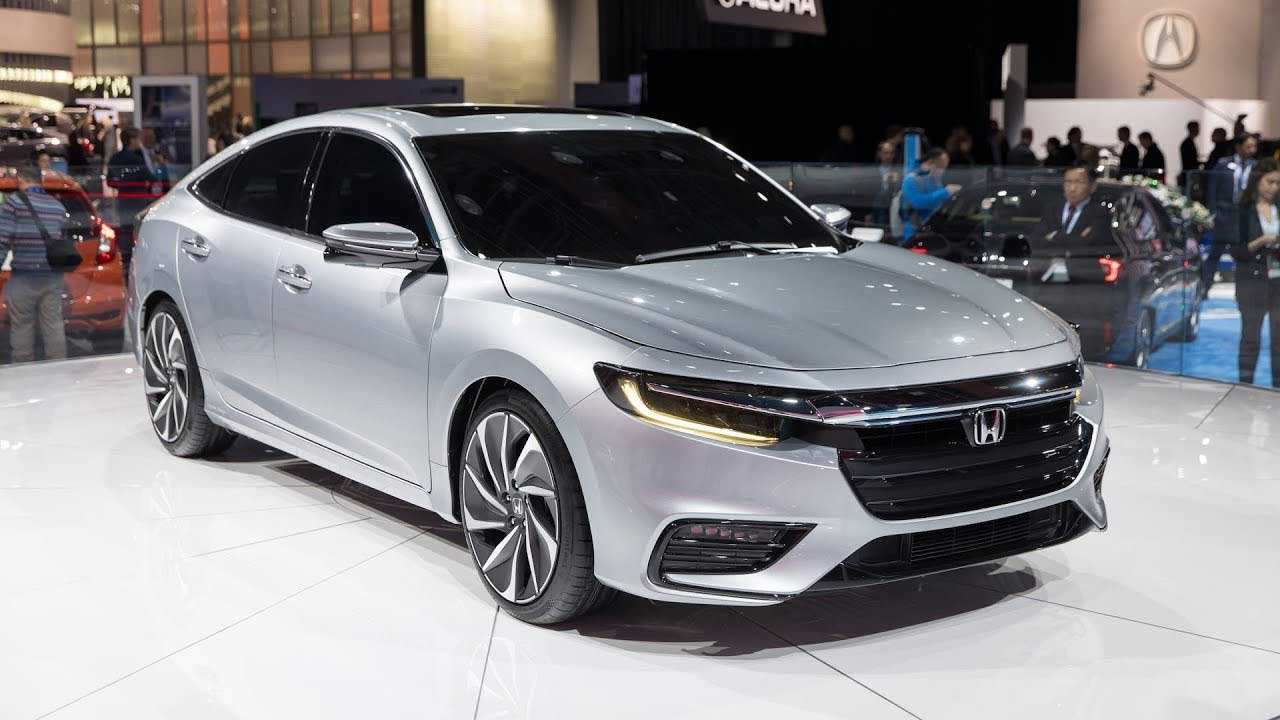 91 New 2019 New Honda City Redesign and Concept with 2019 New Honda City