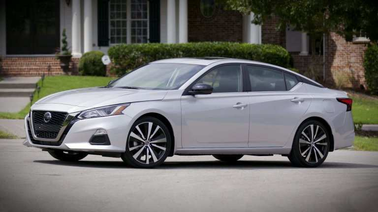 91 New 2019 Nissan Altima News History with 2019 Nissan Altima News