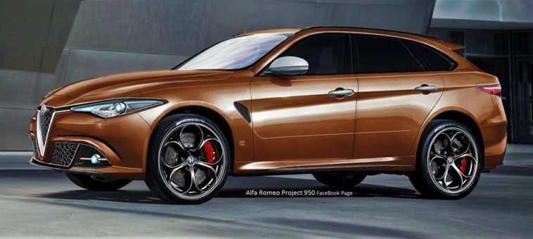 91 New 2020 Alfa Romeo Stelvio Concept with 2020 Alfa Romeo Stelvio