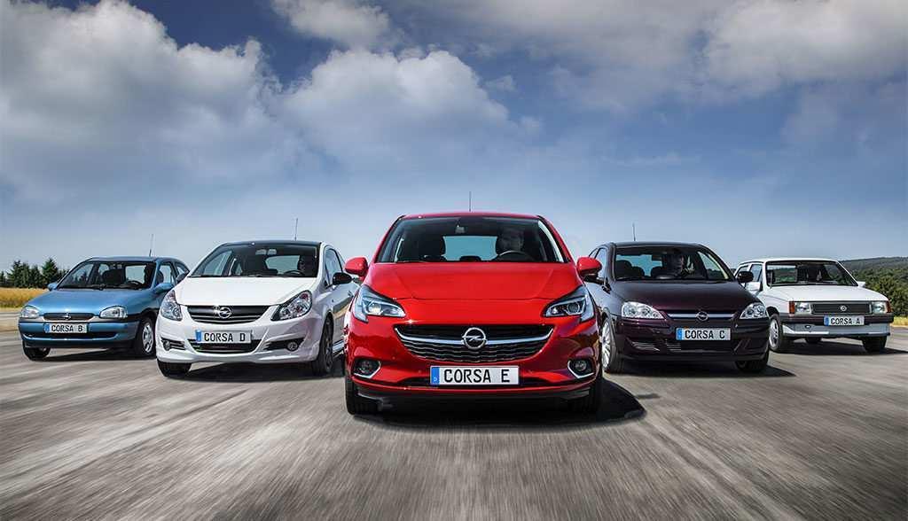 91 New Opel Elektroauto 2020 Style with Opel Elektroauto 2020