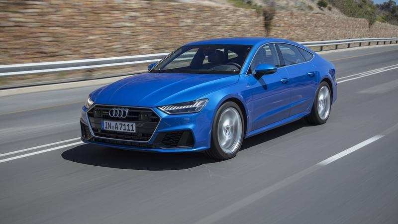 91 The 2019 Audi A7 Dimensions Ratings with 2019 Audi A7 Dimensions