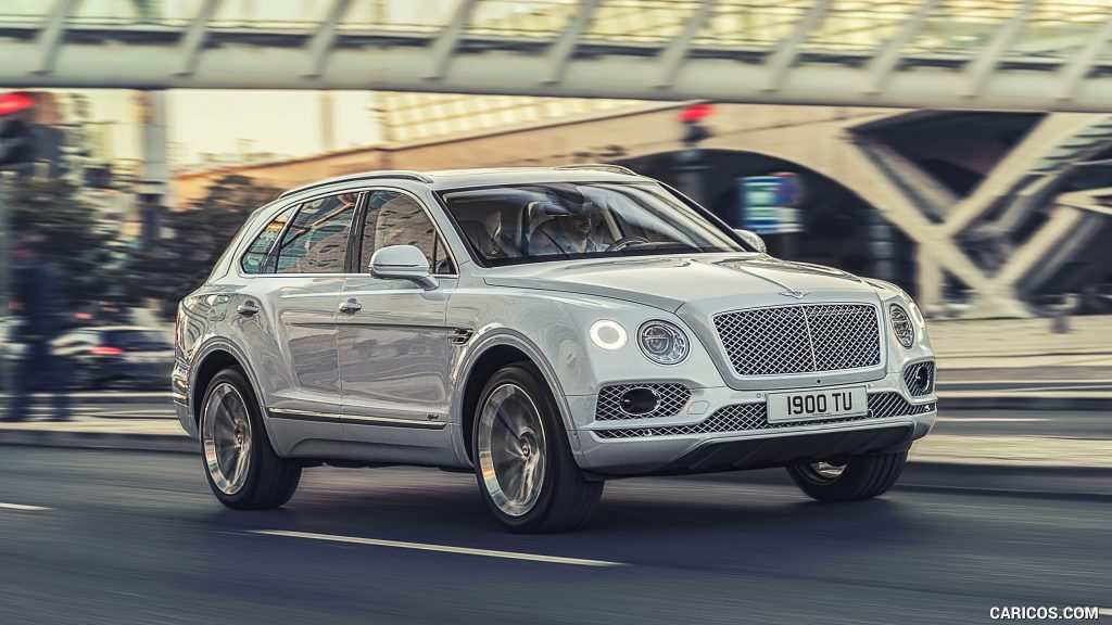 91 The 2019 Bentley Bentayga Release Date Interior by 2019 Bentley Bentayga Release Date