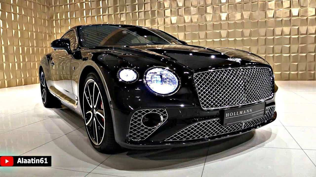 91 The 2019 Bentley Continental Gt V8 Overview for 2019 Bentley Continental Gt V8