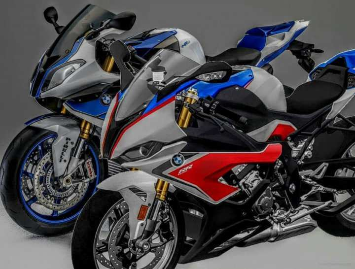 91 The 2019 Bmw Rr1000 Exterior and Interior by 2019 Bmw Rr1000
