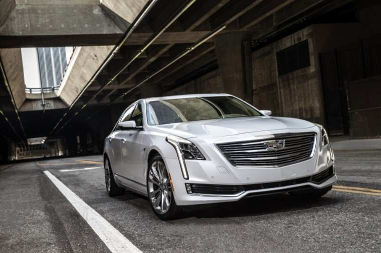 91 The 2019 Cadillac Ct6 Release Date for 2019 Cadillac Ct6