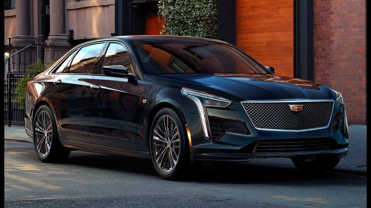 91 The 2019 Cadillac V8 Exterior by 2019 Cadillac V8
