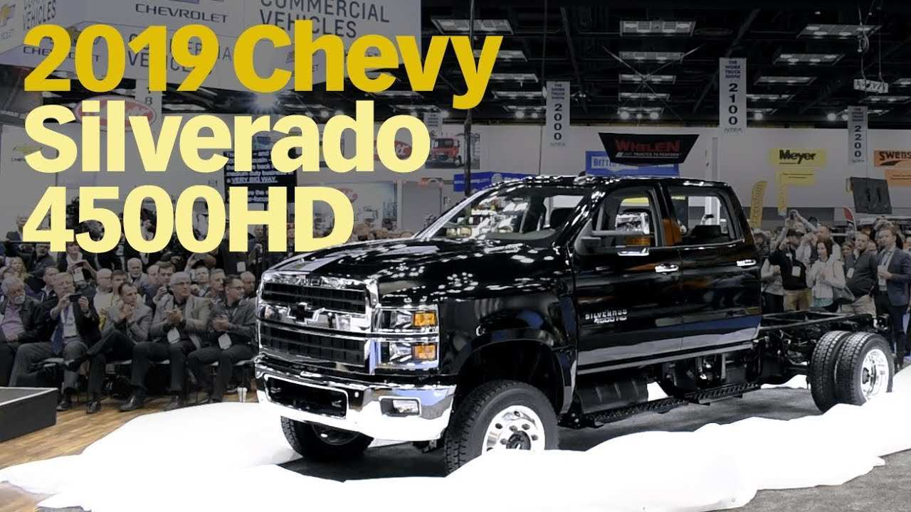91 The 2019 Chevrolet Heavy Duty Trucks New Review with 2019 Chevrolet Heavy Duty Trucks