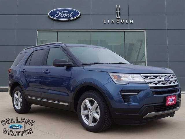91 The 2019 Ford Explorer Specs with 2019 Ford Explorer