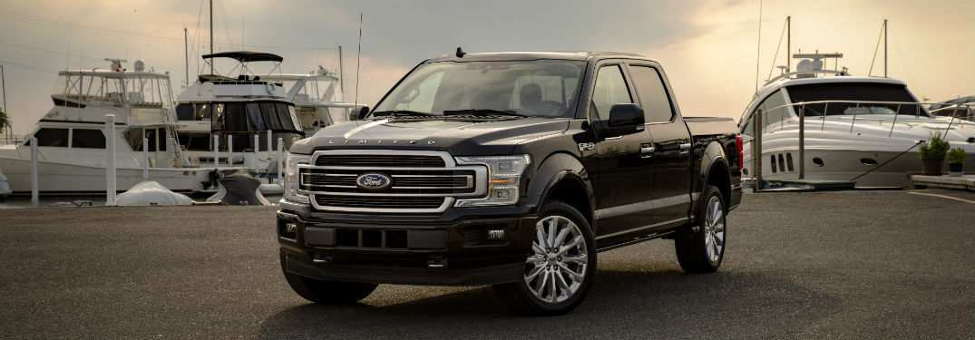 91 The 2019 Ford Pickup Truck Exterior and Interior with 2019 Ford Pickup Truck