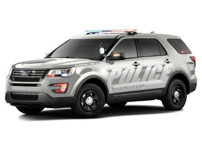 91 The 2019 Ford Police Utility New Concept by 2019 Ford Police Utility